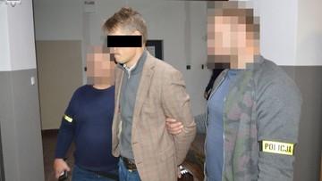 Miał wyłudzić 2,5 mln złotych z funduszy unijnych. 42-letni biznesmen zatrzymany