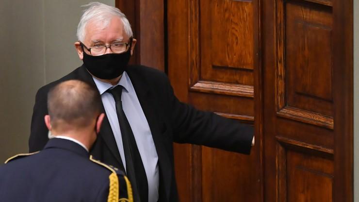 Jarosław Kaczyński o protestach: obrońmy Polskę