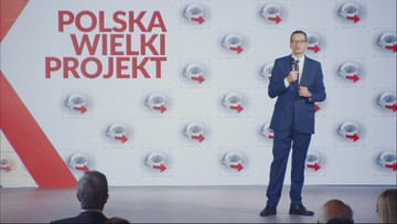 """Kongres """"Polska Wielki Projekt"""". """"Aby rządzić państwem trzeba mieć odwagę"""""""