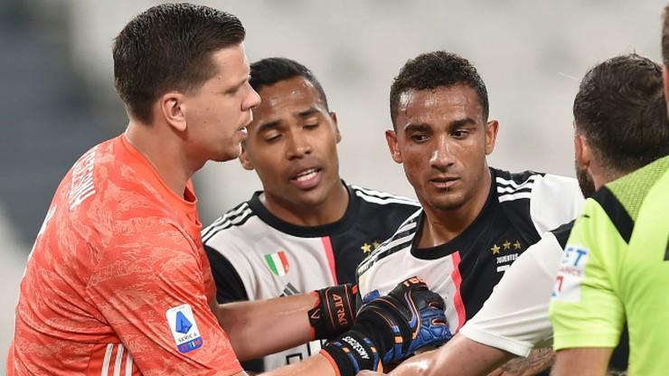 Serie A: Juventus postawił kropkę nad i. Wojciech Szczęsny mistrzem Włoch