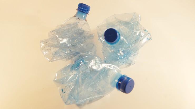 Kaucja za plastikowe butelki? Tak chce ministerstwo klimatu