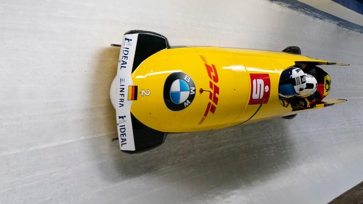 PŚ w bobslejach: Dominacja niemieckich dwójek