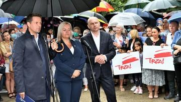 Trzaskowski: rząd obiecywał poprawę sytuacji w służbie zdrowia, a jest coraz gorzej