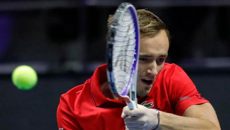 ATP w Hamburgu: Odpadł najwyżej rozstawiony tenisista Daniił Miedwiediew
