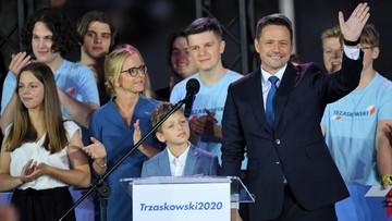 """""""Obiecuję wam, że nasz sen o Polsce, która potrafi znowu być razem, jutro się spełni"""""""