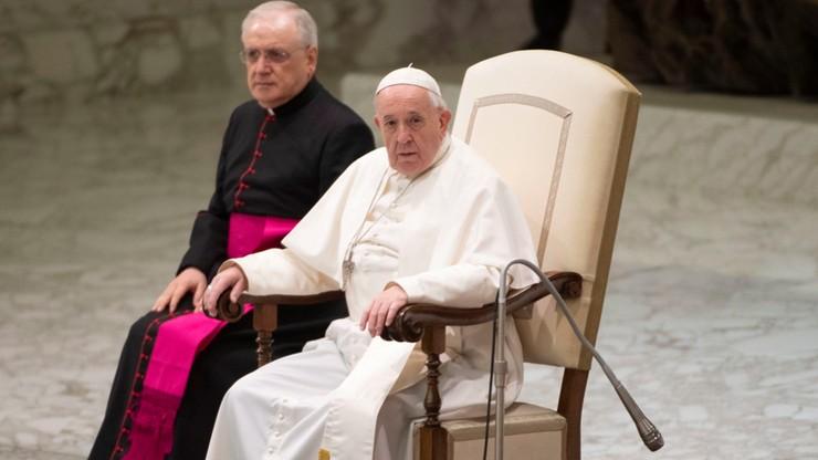 Papież nie zgodził się na wyświęcanie żonatych