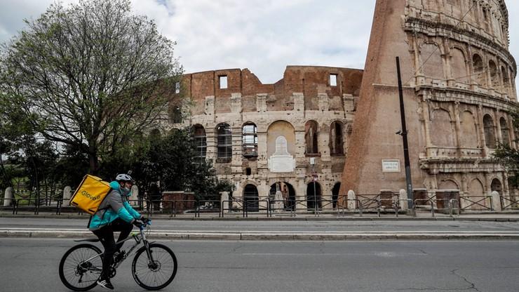 Ślady koronawirusa w ściekach w Rzymie i Mediolanie