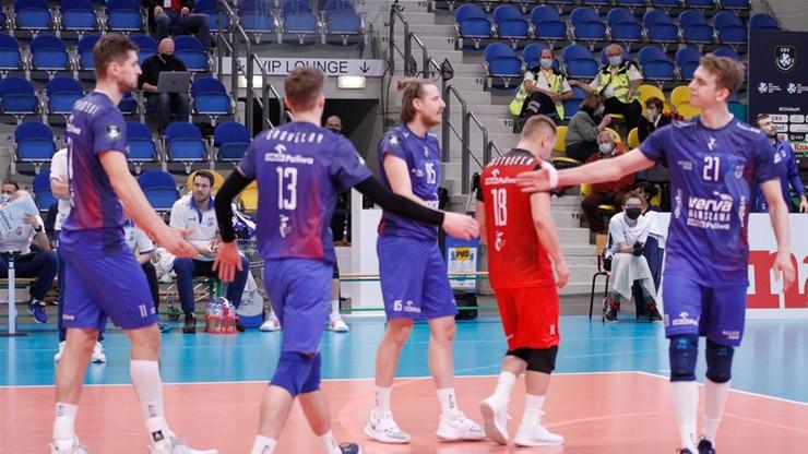 Liga Mistrzów: VERVA Warszawa ORLEN Paliwa - Kuzbass Kemerowo. Gdzie obejrzeć?