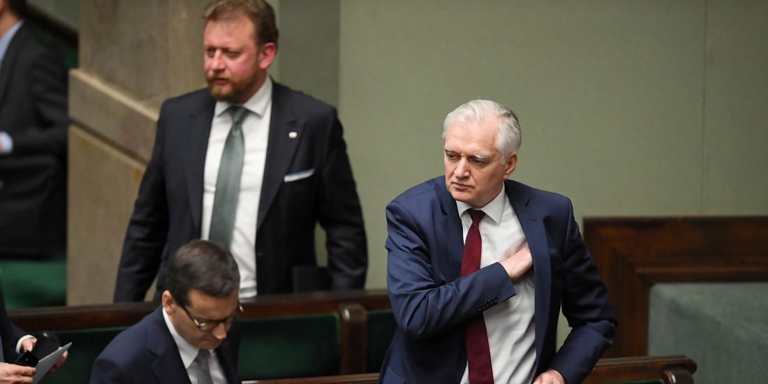 Dlaczego Kaczyński zaakceptował plan Gowina