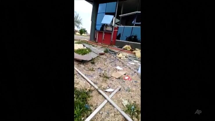 Eksplozja w fabryce sztucznych ogni. Są zabici i ranni [WIDEO]