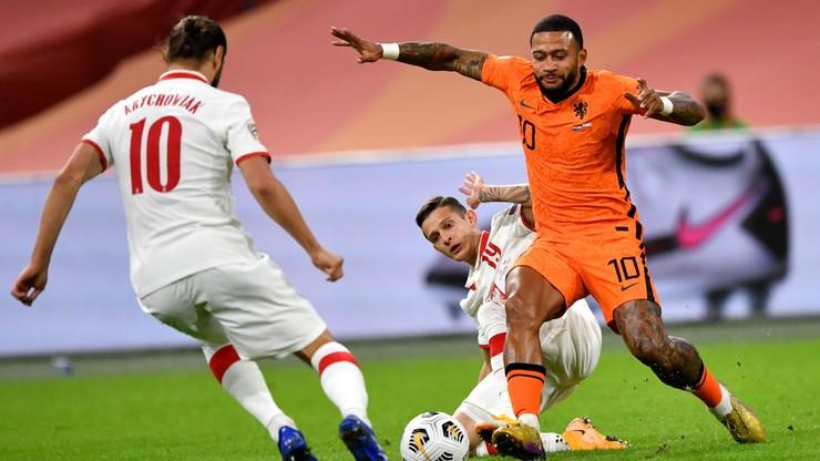 Liga Narodów: Porażka reprezentacji Polski w Amsterdamie