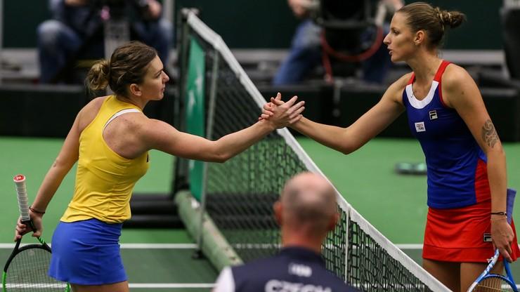 Turniej WTA w Rzymie: Simona Halep i Karolina Pliskova w finale
