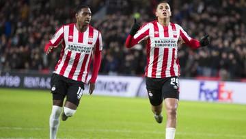 Eredivisie: Feyenoord - PSV Eindhoven. Relacja i wynik na żywo