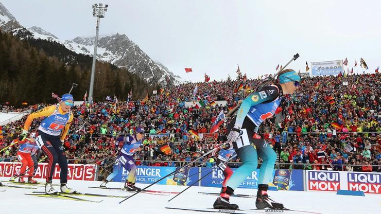 MŚ w biathlonie. Transmisja w Polsacie Sport Extra