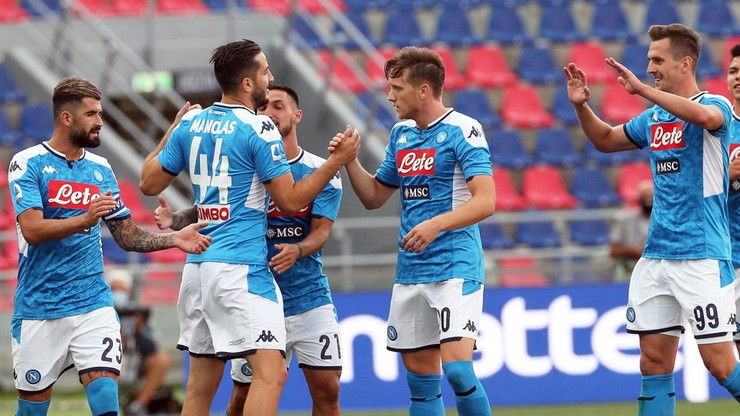 """Serie A: Remis w """"polskim"""" meczu"""