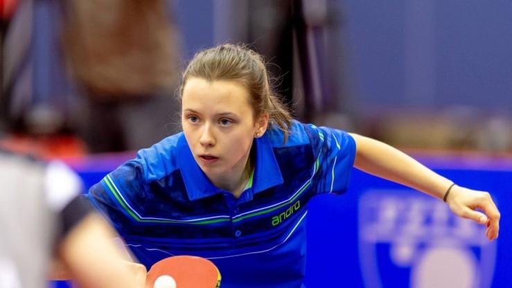 ITTF Challenge: Druga lokata sióstr Węgrzyn w Mińsku