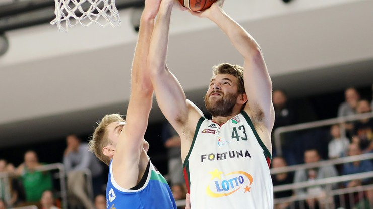 Puchar Europy FIBA: Porażka Legii Warszawa z węgierskim zespołem