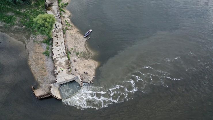 Warszawski ratusz wybrał wykonawcę przesyłu ścieków na moście pontonowym
