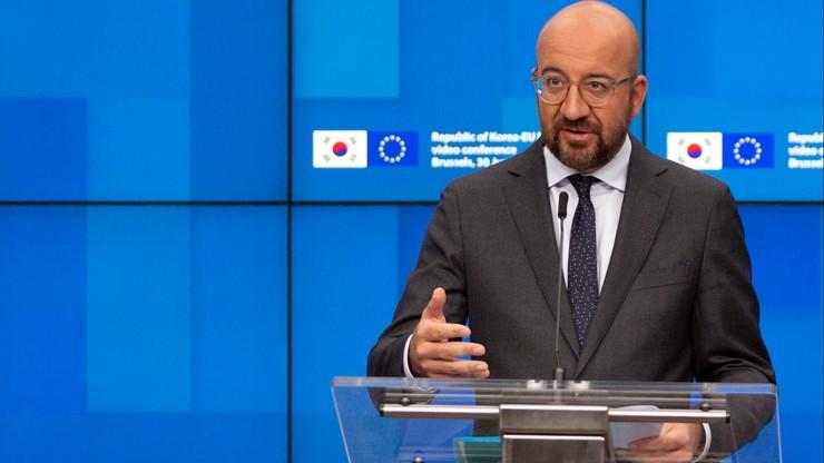 Szef Rady Europejskiej chce powiązać praworządność z dostępem do unijnych pieniędzy