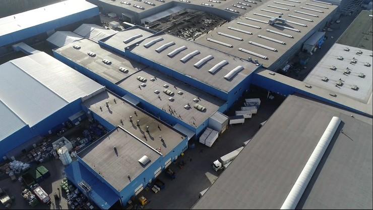Wznowiono produkcję w fabryce koło Turku. We wtorek pożar zniszczył tam halę produkcji pianki
