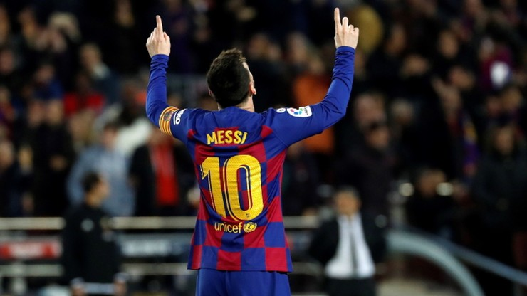 Ronaldinho: Nie można powiedzieć, że Messi jest najlepszy w historii