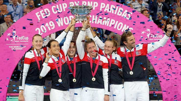 Fed Cup : Broniąca tytułu Francja w grupie z Węgrami i Rosją