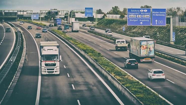 Niedozwolone praktyki Niemiec na autostradach. Trybunał przyznał rację polskiemu spedytorowi