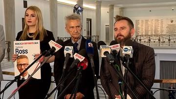 """Liroy-Marzec poparł kandydata KO do Sejmu. """"Wspaniały człowiek"""""""