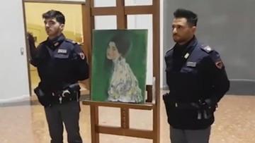 Zaginiony obraz odnaleziony po latach. Był ukryty w... ścianie galerii