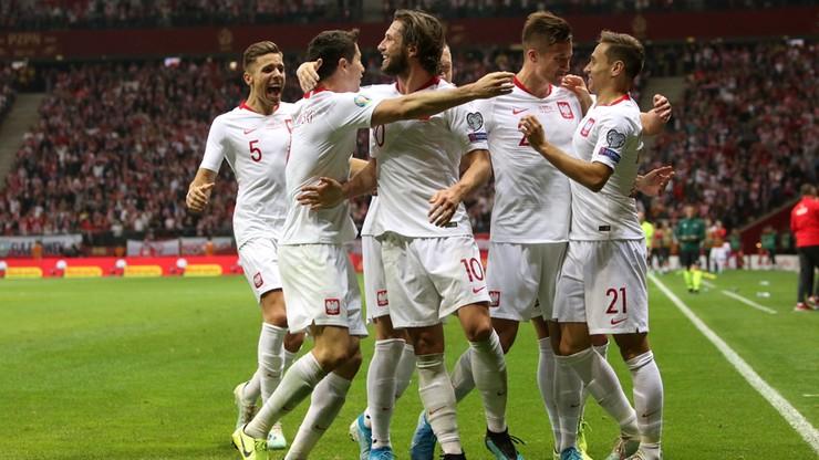 Polacy jadą na Euro! Biało-czerwoni pokonali Macedonię Północną [ZOBACZ BRAMKI]