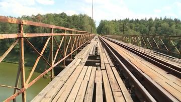100-letni most w Pilchowicach zostanie wysadzony na potrzeby filmu? Interwencja posłów KO