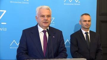 Ministerstwo Zdrowia podało wyniki badań Polaków z Wuhanu