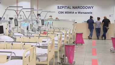 Szpitale tymczasowe a walka z koronawirusem