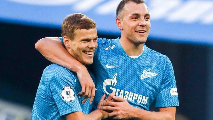Puchar Rosji: Zenit Sankt Petersburg z podwójną koroną