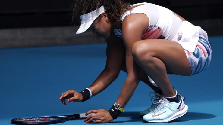 """Australian Open: Awans """"wybuchowej"""" Osaki. Woźniacka wciąż gra"""