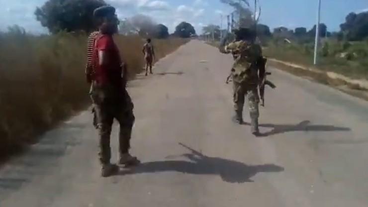 Drastyczne nagranie z Mozambiku. Nowe ustalenia władz