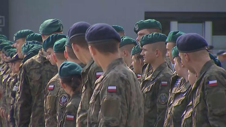 Polacy w szpicy NATO. Żołnierze będą w gotowości 24 godziny na dobę
