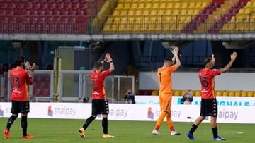 Serie A: Mecze ponownie bez kibiców na trybunach