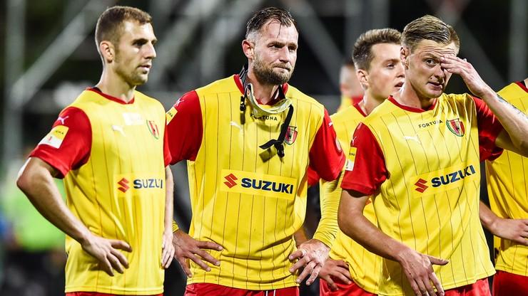 Fortuna 1 Liga: Korona Kielce zawiodła. Przegrała z Górnikiem Łęczna