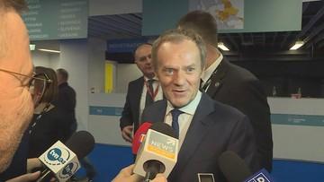 Donald Tusk przewodniczącym Europejskiej Partii Ludowej