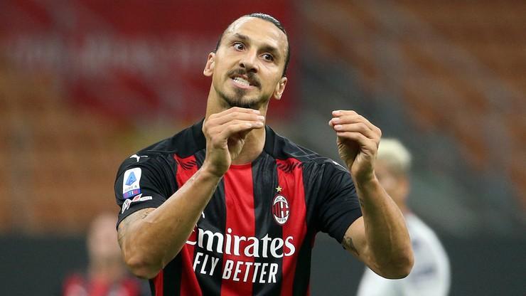 Zlatan Ibrahimović zakażony koronawirusem! Nie zagra z Bodoe