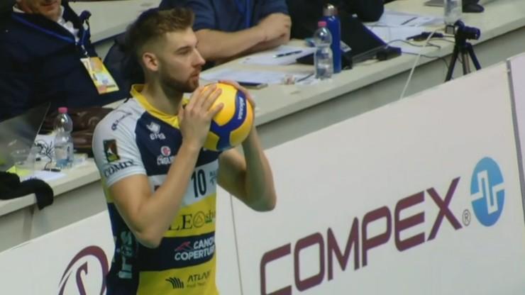Bartoszów dwóch! Kurek kontra Bednorz w meczu Serie A1 (WIDEO)