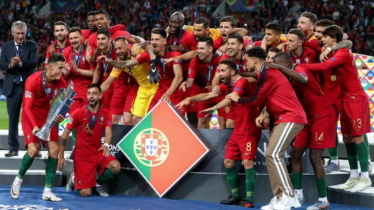 Liga Narodów 2020/2021: Podział na grupy