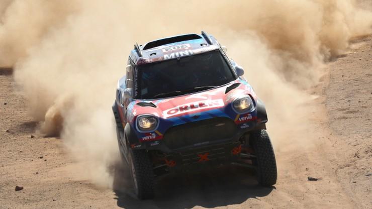 Rajd Dakar: Przygoński na podium trzeciego etapu, Sonik w czołówce