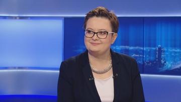 Lubnauer: mam wrażenie, że pan Jaśkowiak ma ochotę zostać kandydatem Lewicy