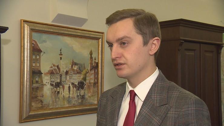 Wiceminister komentuje ujawnioną listę do KRS