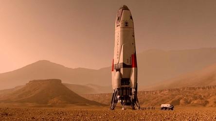 03.12.2019 08:00 Astronauta z misji Apollo 8 uważa, że wysłanie ludzi na Marsa to głupota