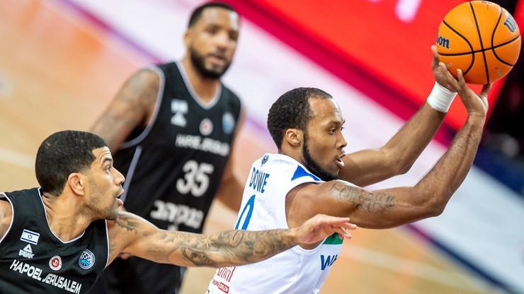 Liga Mistrzów FIBA: Anwil Włocławek przegrał z Hapoelem Jerozolima