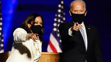 Joe Biden oficjalnie nowym prezydentem USA