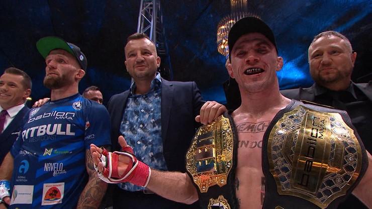 Rutkowski: W walce z Runowskim będę zawziętym underdogiem